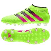 adidas Ace 16.2 Primemesh Firm Ground Football Boots -Green