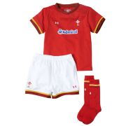 Wales Rugby Home Infant Kit 15/16 Red