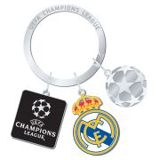 Real Madrid UEFA Champions League 3 Piece Keyring