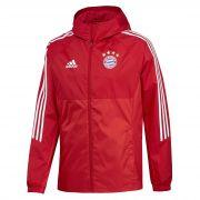 Bayern Munich Training Rain Jacket - Red