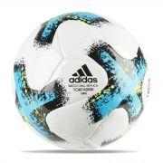 adidas Torfabrik Mini Football - White