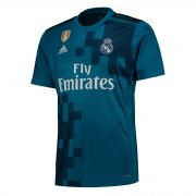 Real Madrid Third Shirt 2017-18 with Champions 12 printing