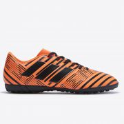 adidas Nemeziz 17.4 Astroturf Trainers - Solar Orange/Core Black/Solar Orange