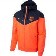 Barcelona Authentic Windrunner - Orange
