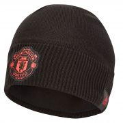 Manchester United Beanie - Black