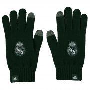 Real Madrid Gloves - Dark Grey