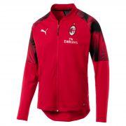 AC Milan Training Stadium Jacket - Red