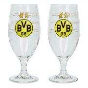 BVB Trophies Tulip Glass - Set of 2