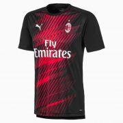 AC Milan Stadium Jersey - Black