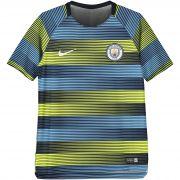 Manchester City Pre Match Top - Yellow - Kids