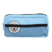 Manchester City Crest Netted Pencil Case