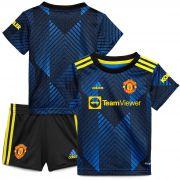 Manchester United Third Babykit 2021-22