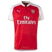 Арсенал - Официална Фланелка 2015/16 Червена