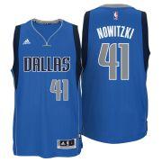 Dallas Mavericks Road Swingman Jersey - Dirk Nowitzki - Mens