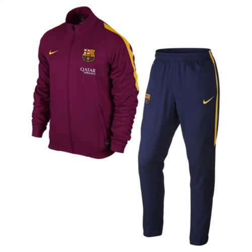 Barcelona Revolution Sideline WovenTracksuit Purple