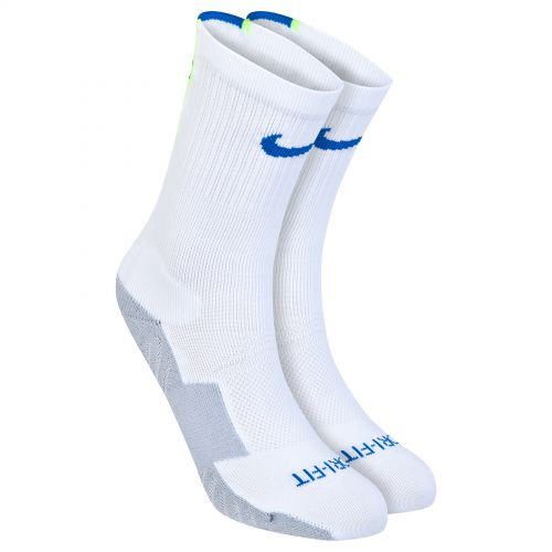 Nike Stadium Football Crew Socks White