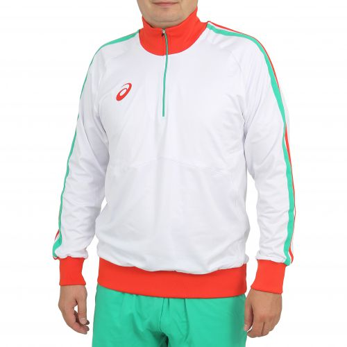 BOC OFFICIAL 1/2 ZIP TRACKTOP 128795.0001
