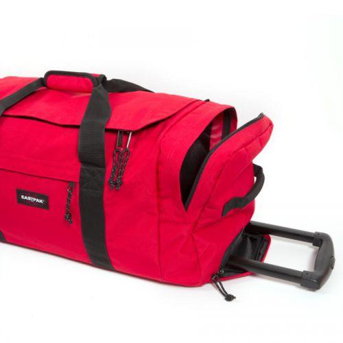 Чанта на колела Eastpak LEATHERFACE M Chuppachop Red EK13B.53B