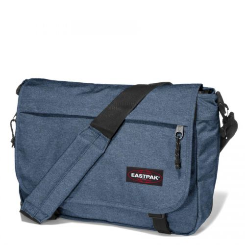 Чанта през рамо Eastpak DELEGATE Double Denim EK076.82D