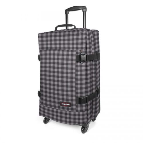 Чанта на колела Eastpak TRANS4 M Simply Black EK81A.50J