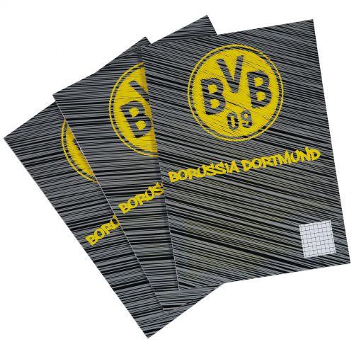 BVB Exercise Books - Pack of 3