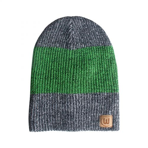 VfL Wolfsburg Slouch Hat - Grey/Green - Adult