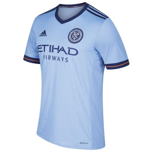 New York City FC Home Shirt 2017-18