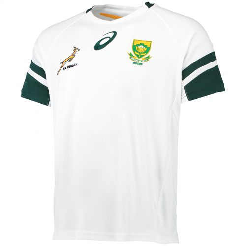 South Africa Springboks Rugby Away Shirt