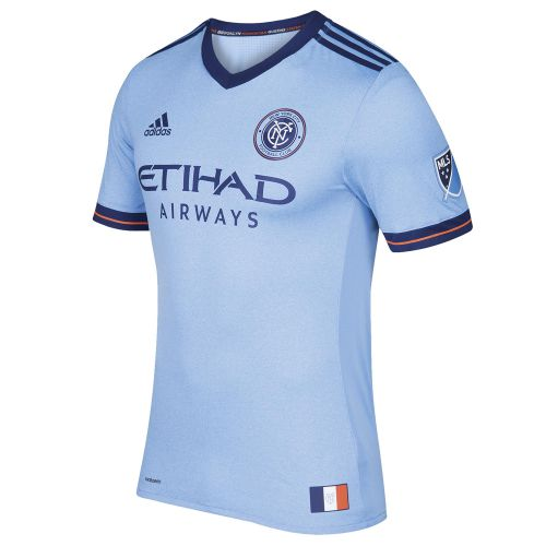 New York City FC Authentic Home Shirt 2017-18