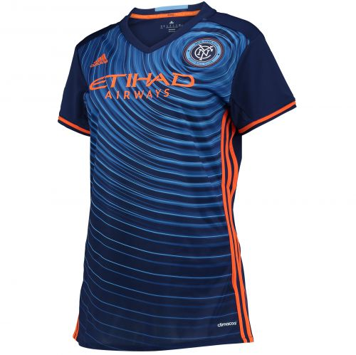 New York City FC Away Shirt 2016 - Womens