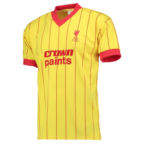 Liverpool 1982 Away Shirt