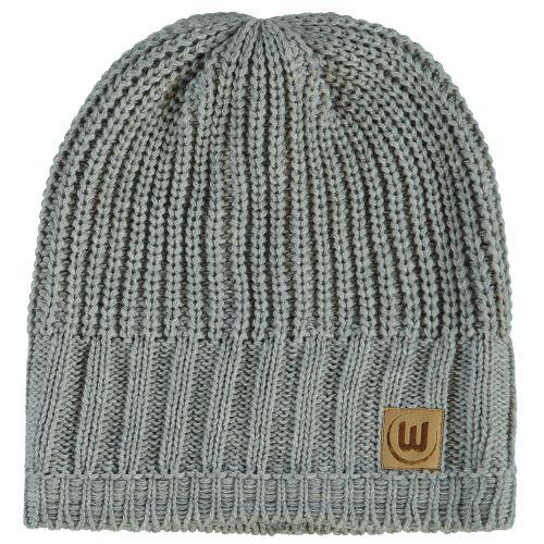 VfL Wolfsburg Striped Hat - Grey - Adult