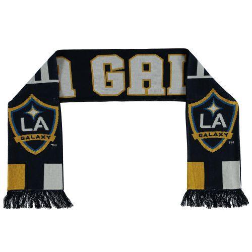 LA Galaxy Jacquard Scarf - Navy