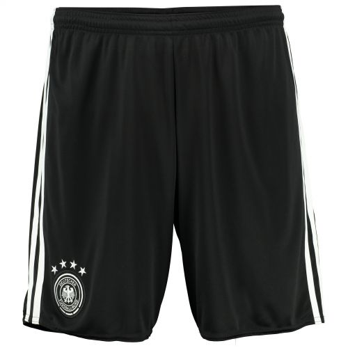Germany Home Shorts 2016 Black