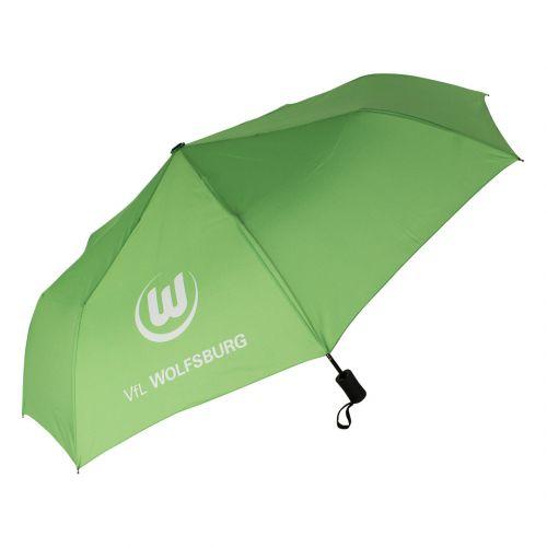 VfL Wolfsburg Logo Pocket Umbrella