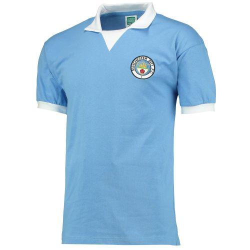 Manchester City 1976 Shirt