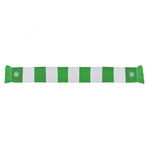 VfL Wolfsburg Bar Scarf - Green/White - Adult
