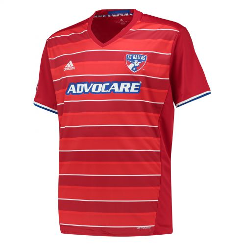 FC Dallas Home Shirt 2016