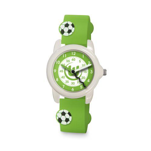 VfL Wolfsburg Analogue Football Watch - Kids