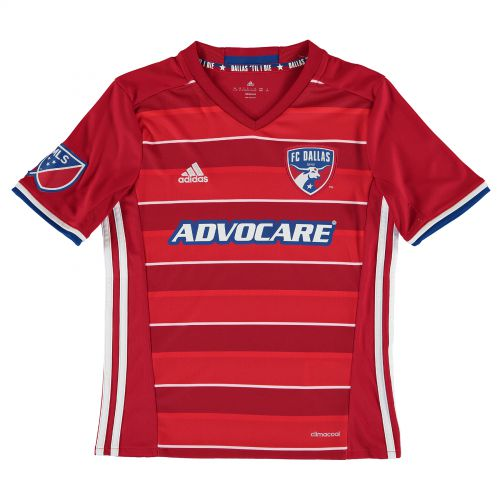FC Dallas Home Shirt 2016 - Kids