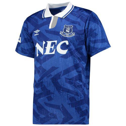 Everton 1992 Home Shirt