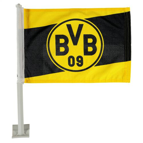 BVB Car Flag