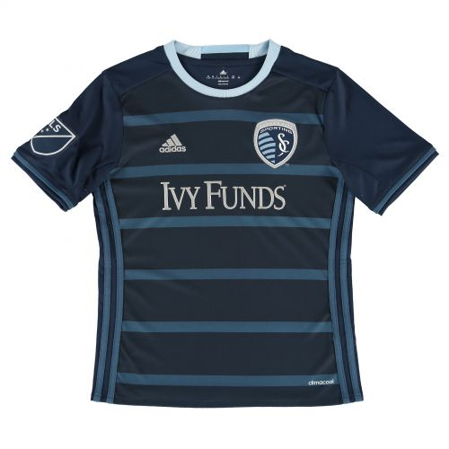 Sporting Kansas City Away Shirt 2016 - Kids