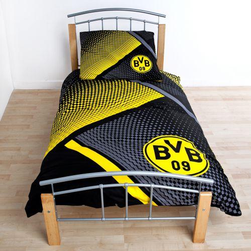 BVB Dots Bedding Set 155 x 220 cm Multi