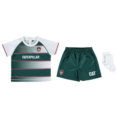 Leicester Tigers Infants Home Replica Kit 2015/16