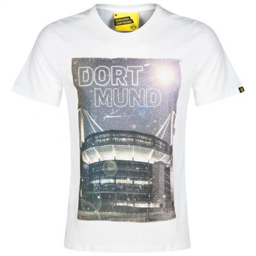 BVB Signal Iduna Park T-Shirt - White