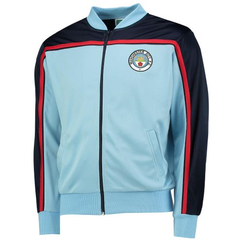 Manchester City 1982 Track Jacket