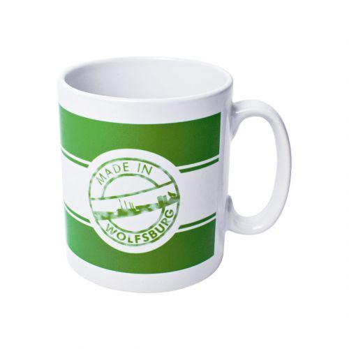 VfL Wolfsburg Made In Wolfsburg Mug