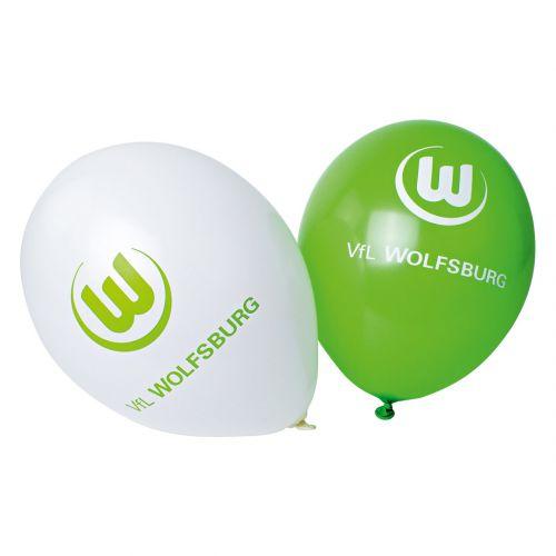 VfL Wolfsburg Balloons
