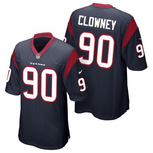 Houston Texans Home Game Jersey - Jadeveon Clowney